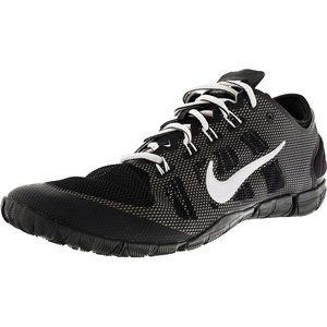 Nike 599269-001 Free Bionic Black Metallic Silver